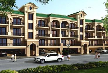 Omaxe Celestia Grand Floors in New Chandigarh