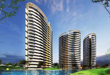 Omaxe The Lake Flats/Apartments in New Chandigarh