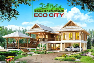 GMADA Ecocity Plots, Showrooms in New Chandigarh