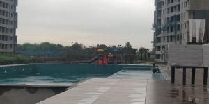 omaxe the lake construction development update 2019 august