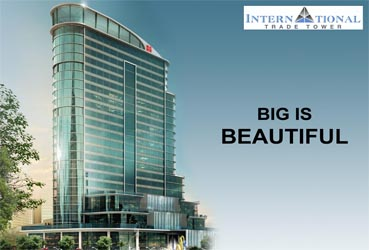OMAXE ASUURED RETURN INTER NATIONAL TRADE TOWER COMMERCIAL
