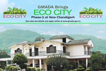 CHANDIGARH ECOCITY PLOTS