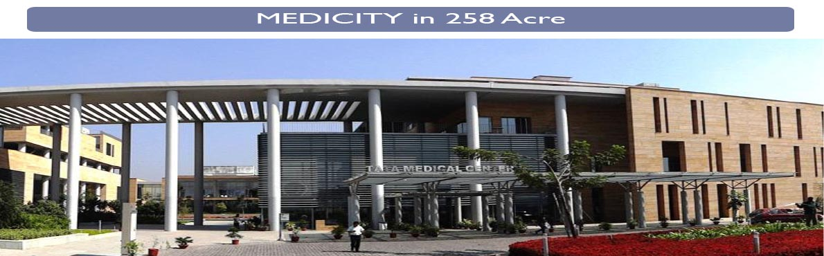 Medecity new chandigarh