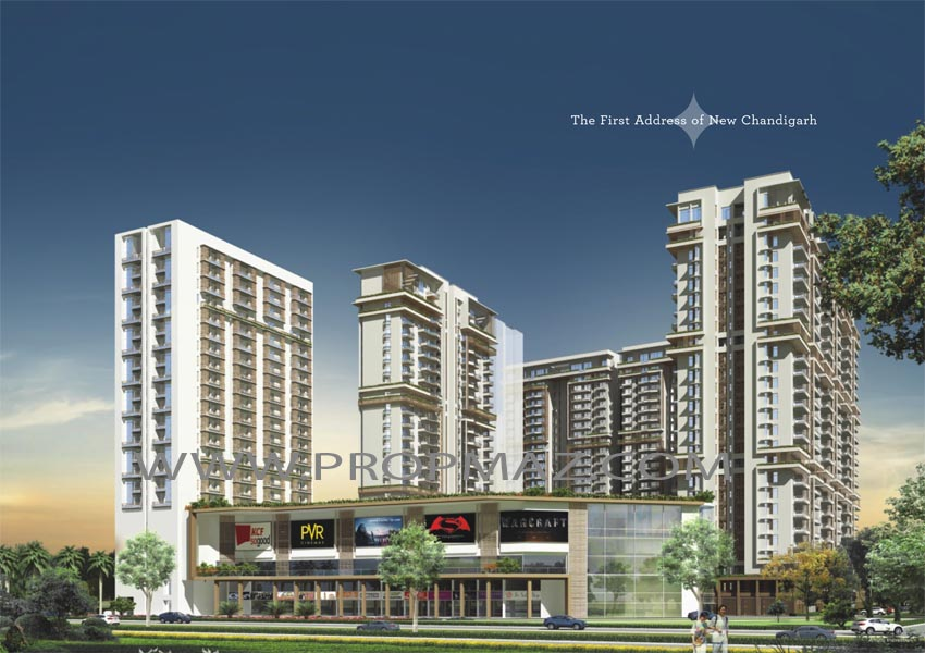 CURO ONE FLATS IN CHANDIGARH