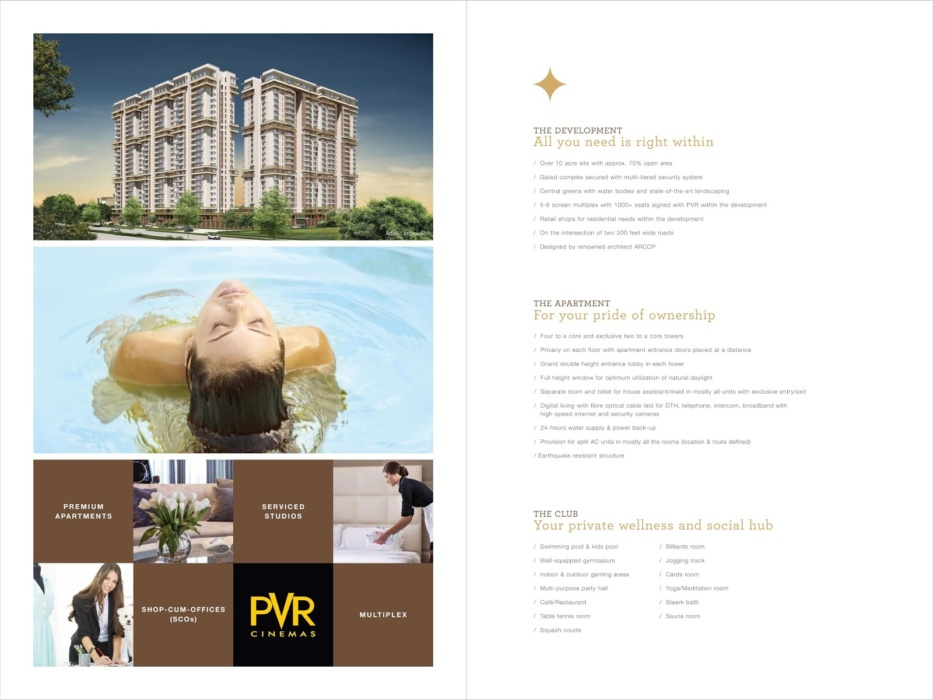Curo one Apartments